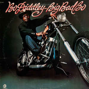 Bo Diddley - Big Bad Bo - Album Cover
