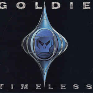 Goldie - Timeless - Album Cover