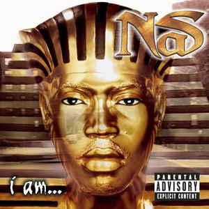 Nas - I Am... - Album Cover