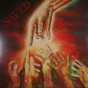 Bob Dylan - Saved - Album Cover