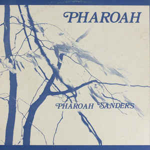 Pharoah - Album Cover - VinylWorld