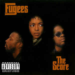 Fugees - The Score - Album Cover