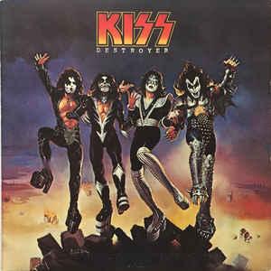 Kiss - Destroyer - VinylWorld