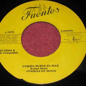 Cumbias En Moog - Cumbia Del Sal / Cumbia Sobre El Mar - VinylWorld