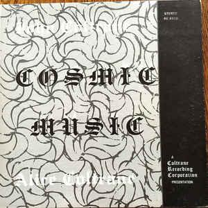 John Coltrane - Cosmic Music - VinylWorld