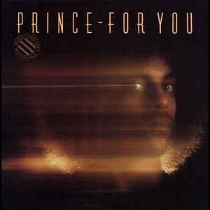 Prince - For You - Album Cover