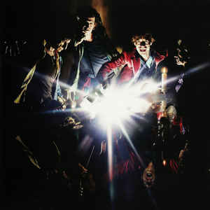 The Rolling Stones - A Bigger Bang - Album Cover