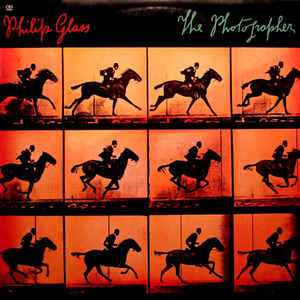 Philip Glass - The Photographer - VinylWorld