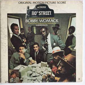 Bobby Womack - Across 110th Street - Album Cover
