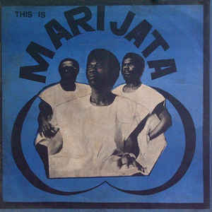 This Is Marijata - Album Cover - VinylWorld