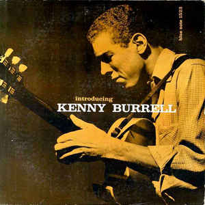 Kenny Burrell - Introducing Kenny Burrell - VinylWorld