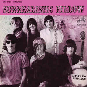Surrealistic Pillow - Album Cover - VinylWorld