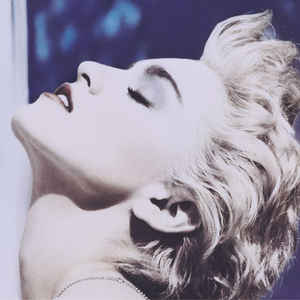 Madonna - True Blue - Album Cover