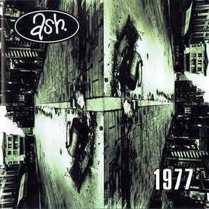 Ash - 1977 - Album Cover