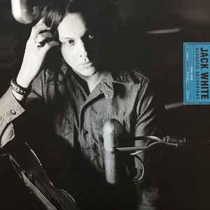 Jack White (2) - Acoustic Recordings 1998-2016 - Album Cover