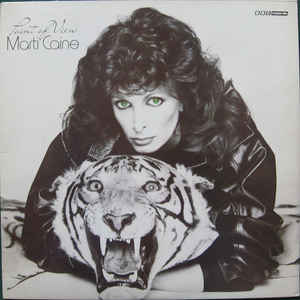 Marti Caine - Point Of View  - Album Cover
