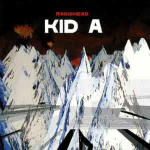 Kid A - Album Cover - VinylWorld