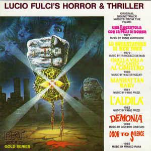 Various - Lucio Fulci's Horror & Thriller - Album Cover