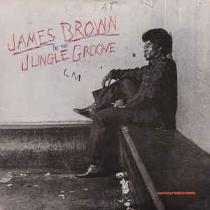 James Brown - In The Jungle Groove - Album Cover