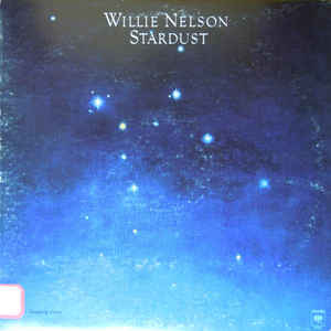 Willie Nelson - Stardust - Album Cover