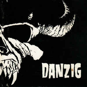 Danzig - Danzig - Album Cover