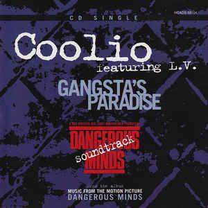 Gangsta's Paradise - Album Cover - VinylWorld