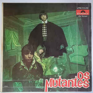 Os Mutantes - Album Cover - VinylWorld