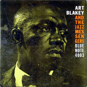 Art Blakey & The Jazz Messengers - Art Blakey And The Jazz Messengers - Album Cover