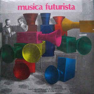 Various - Musica Futurista - Album Cover