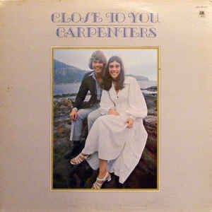 Carpenters - Close To You - VinylWorld