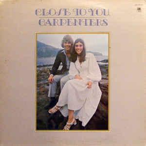 Carpenters - Close To You - Album Cover