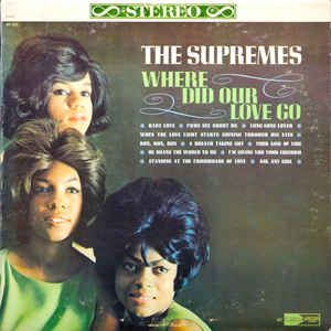 The Supremes - Where Did Our Love Go - VinylWorld