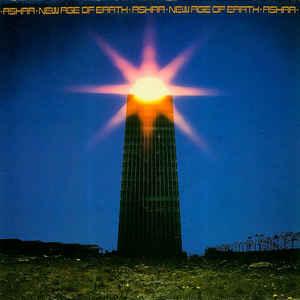 Ashra - New Age Of Earth - Album Cover
