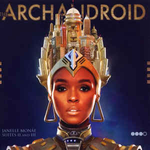 Janelle Monáe - The ArchAndroid - VinylWorld