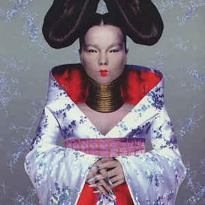 Homogenic - Album Cover - VinylWorld