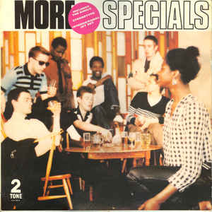 More Specials - Album Cover - VinylWorld