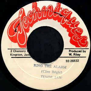Ring The Alarm - Album Cover - VinylWorld