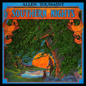Allen Toussaint - Southern Nights - Album Cover