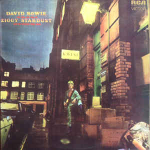 David Bowie - The Rise And Fall Of Ziggy Stardust And The Spiders From Mars - VinylWorld