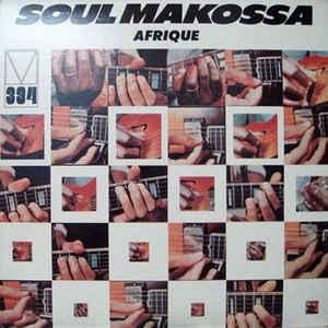 Afrique - Soul Makossa - Album Cover
