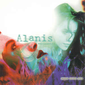 Alanis Morissette - Jagged Little Pill - Album Cover