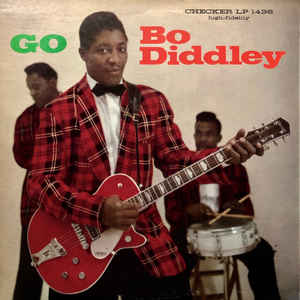 Bo Diddley - Go Bo Diddley - VinylWorld