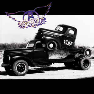 Aerosmith - Pump - Album Cover