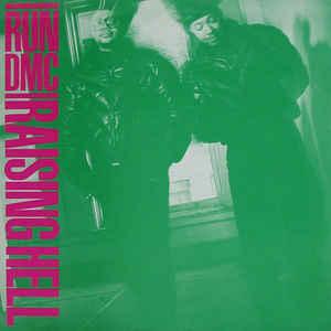 Run-DMC - Raising Hell - Album Cover