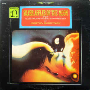 Morton Subotnick - Silver Apples Of The Moon - VinylWorld