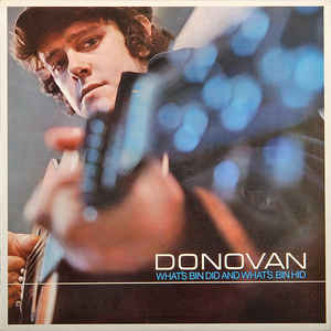 Donovan - What's Bin Did And What's Bin Hid - Album Cover