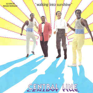 Central Line - Walking Into Sunshine - Album Cover