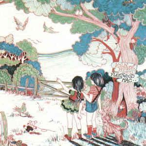 Fleetwood Mac - Kiln House - Album Cover