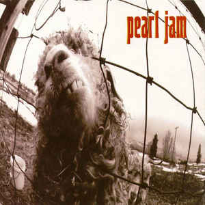 Pearl Jam - Vs. - Album Cover