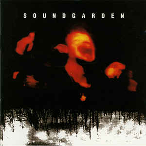 Soundgarden - Superunknown - Album Cover